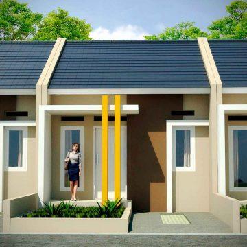 view rumah reza residence 3