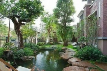 Desain Taman Rumah Bali Unique Koi Pond Landscaping 15 Beautiful Inspirations You Ll Love