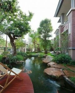 Landscape Taman Rumah Awesome Koi Pond Landscaping 15 Beautiful Inspirations You Ll Love