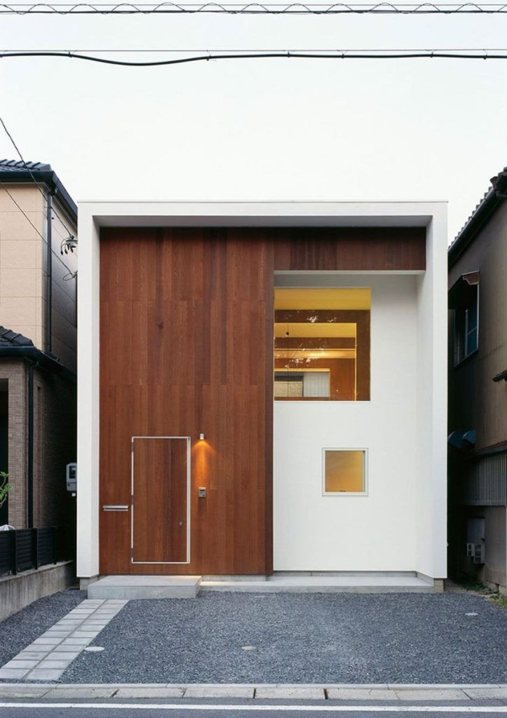 modern house in japan wbe house a small contemporary home in japan by auau with of modern house in japan 724x1024
